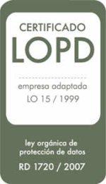 Auditoría y Certificación de la LOPD